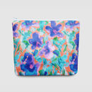 Summer Floral Toiletry Bag
