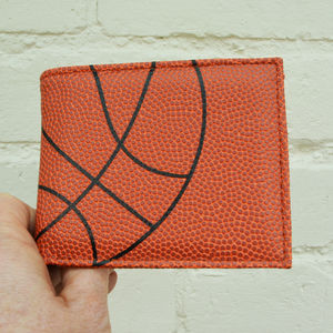 Genuine Basketball Wallet
