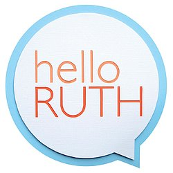 Hello Ruth logo