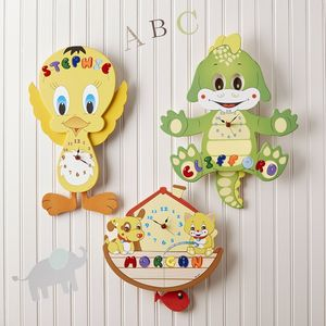 Children's Clocks - kitchen
