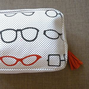 Eye Spy Large Cosmetic Bag   More Designs - sale