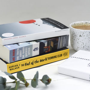 Contemporary Fiction Book Subscription - subscriptions