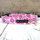 Sally Floral Dog Collar