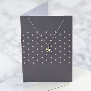 'Just For You' Jewellery Card - shop by category