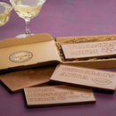 Personalised Engraved Chocolate Bar