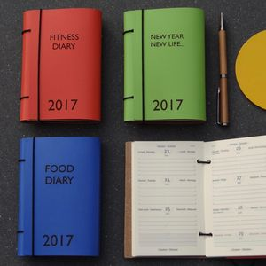 New Year New Life… Personalised Leather Diary