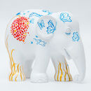 Hand Painted In Paradise Anniversary Elephant Parade