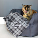 Personalised Large Pet Blanket