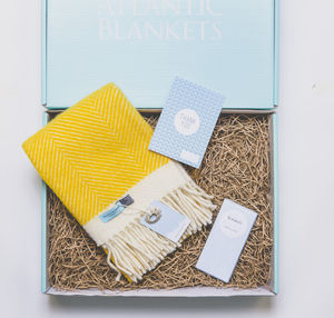 Thank You Scarf Gift Set
