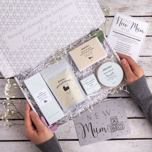 'New Mum' Letterbox Gift Set - for new mums
