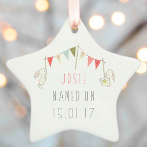 Naming Day Gifts - decorative accessories
