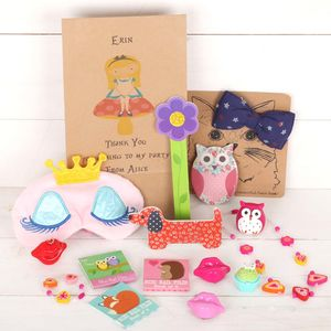 Girls Assorted Party Bag Fillers
