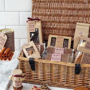 Deluxe Hamper Full Of Sweet Treats - 70th birthday gifts