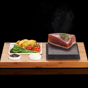 The Steak, Sides And Sauces Set From Steak Stones