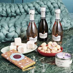 Spoil Yourself Hamper - prosecco gifts