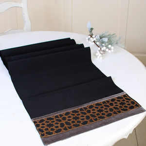 Tamara Art Deco Style Table Runner - dining room