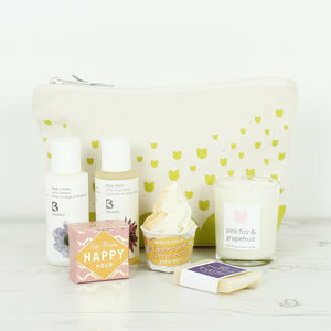 Sparkling Travel Set