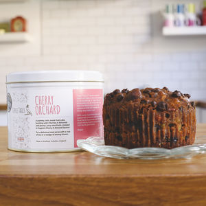 Cherry Orchard Alcoholic Fruit Cake - gifts to eat & drink