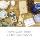 Home Sweet Home Gluten Free Hamper