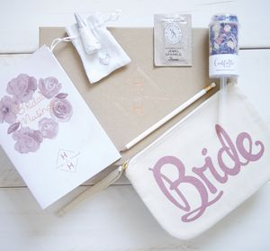 Engaged Engagement Gift Box