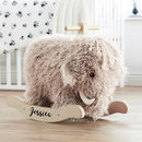 Personalised Rocking Mammoth