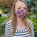 Liberty Print Fabric Washable Reusable Face Mask