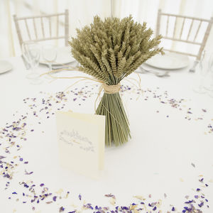 Wheat Sheaf - room decorations