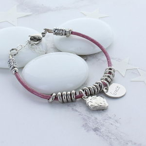Kids Personalised Charm Bracelets - children's accessories