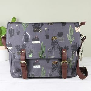 'Urban Garden' Satchel - laptop bags & cases