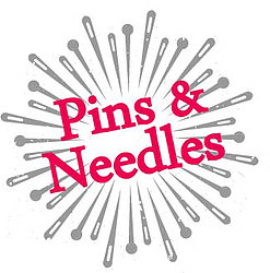 Pins and Needles creative sewing designs