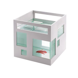 Fish Hotel Aquarium Bowl - new in pets