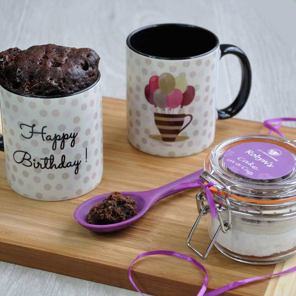 Vegan Spotty Dotty Choccy Birthday Cake Kit