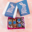 Easter Bunny Afternoon Tea Box Of Delights