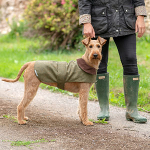 Luxury Tweed Dog Coats