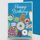 Patisserie Birthday Card