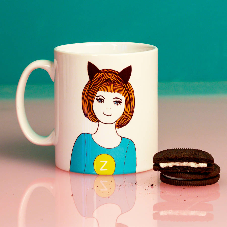 'Crazy Cat Lady' Mug