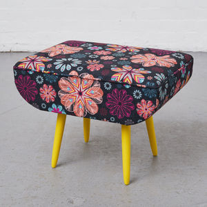 Bespoke Ottomini Footstool Made To Order