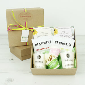 Mum's Ultimate 'Survival Box' - hampers & gift sets