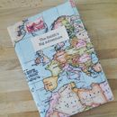 Personalised Map Notebook