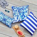 Mesmerise Watercolour Outdoor Cushion