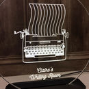Typewriter Table Light