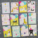 More animals cards available on other listings
