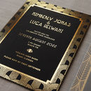 Long Island Wedding Invitation And Save The Date