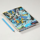 Batman Comic Book Notebook Journal For Fathers Day