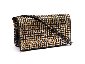 Clutch Rivets Handbag