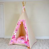 Stories On A Toad Stall Teepee Tent - toys & games