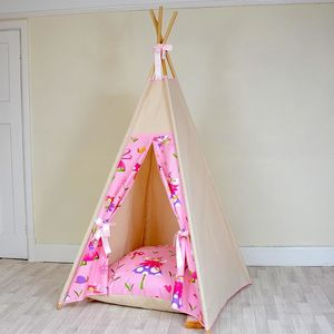 Stories On A Toad Stall Teepee Tent