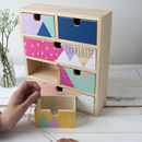 Children's Set Of Colourful Drawers