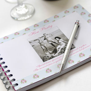 Hen Party Guest Book - hen party gifts & styling