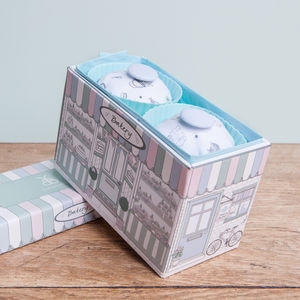Pyjama Cupcakes, One Pair Of Baby Boy Pyjamas - new in baby & child